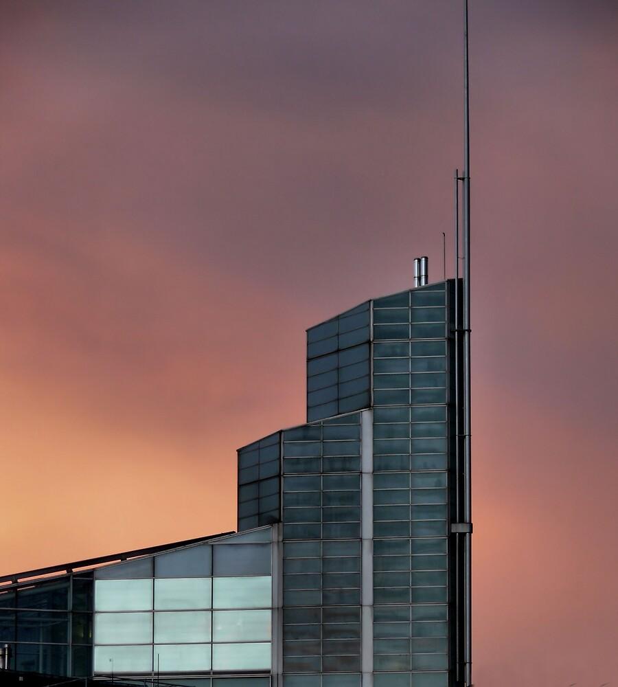 Evening by mmrich