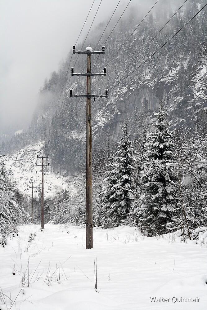 Winter Power by Walter Quirtmair
