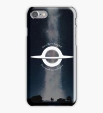 Interstellar - Love is the one thing.. iPhone Case/Skin
