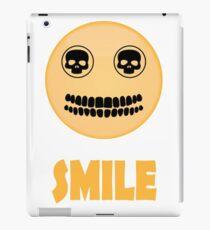 SMILE DOCTOR WHO iPad Case/Skin