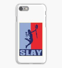 Slay! iPhone Case/Skin