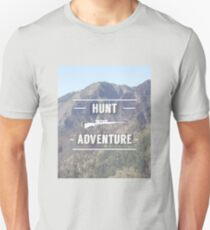 Hunt for adventure Unisex T-Shirt