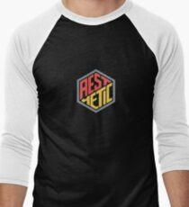 Aesthetic Logo Men's Baseball ¾ T-Shirt
