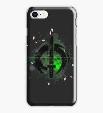 Ryūjin no ken wo kurae! iPhone Case/Skin