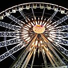 The Ferris Wheel by cfam