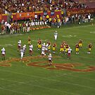 USC Football by cfam