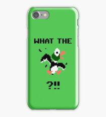 What The Duck iPhone Case/Skin