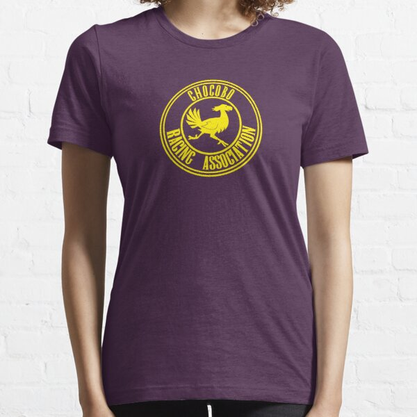 Chocobo Racing Association Essential T-Shirt