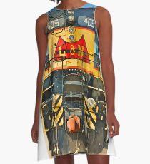 L & N 405 A-Line Dress