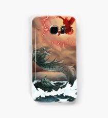 Clash of the Elements Samsung Galaxy Case/Skin