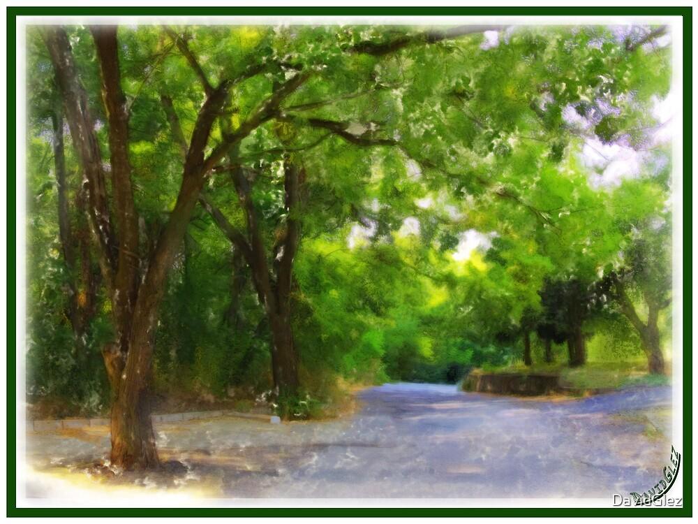 Landscape green by DavidGlez