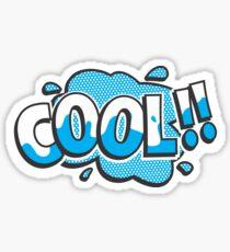 Cool! Sticker