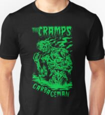 Les crampes (vert) T-shirt unisexe