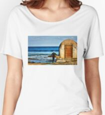 Observation - Newcastle Baths, NSW Australia Relaxed Fit T-Shirt