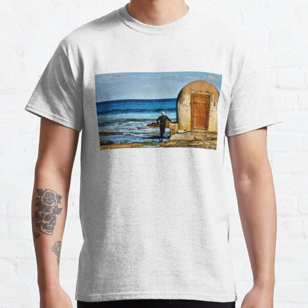 Observation - Newcastle Baths, NSW Australia Classic T-Shirt