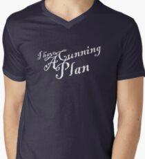 I Have a Cunning Plan Men's V-Neck T-Shirt