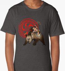 Cantabrian Goddess of War Long T-Shirt