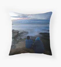 Places to sit 1 Throw Pillow