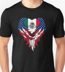 Heart and wings Unisex T-Shirt