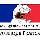 Liberté Égalité Fraternité Pepé by KansasBurri