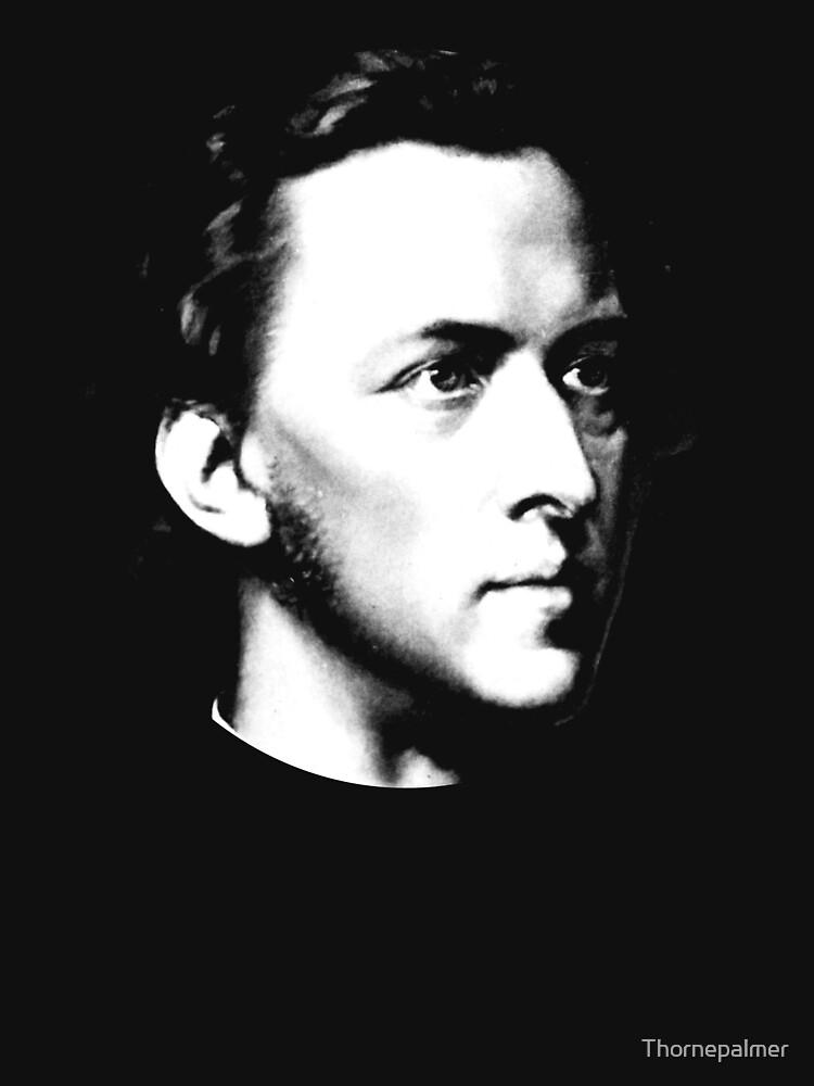 Frédéric Chopin - Composer by Thornepalmer