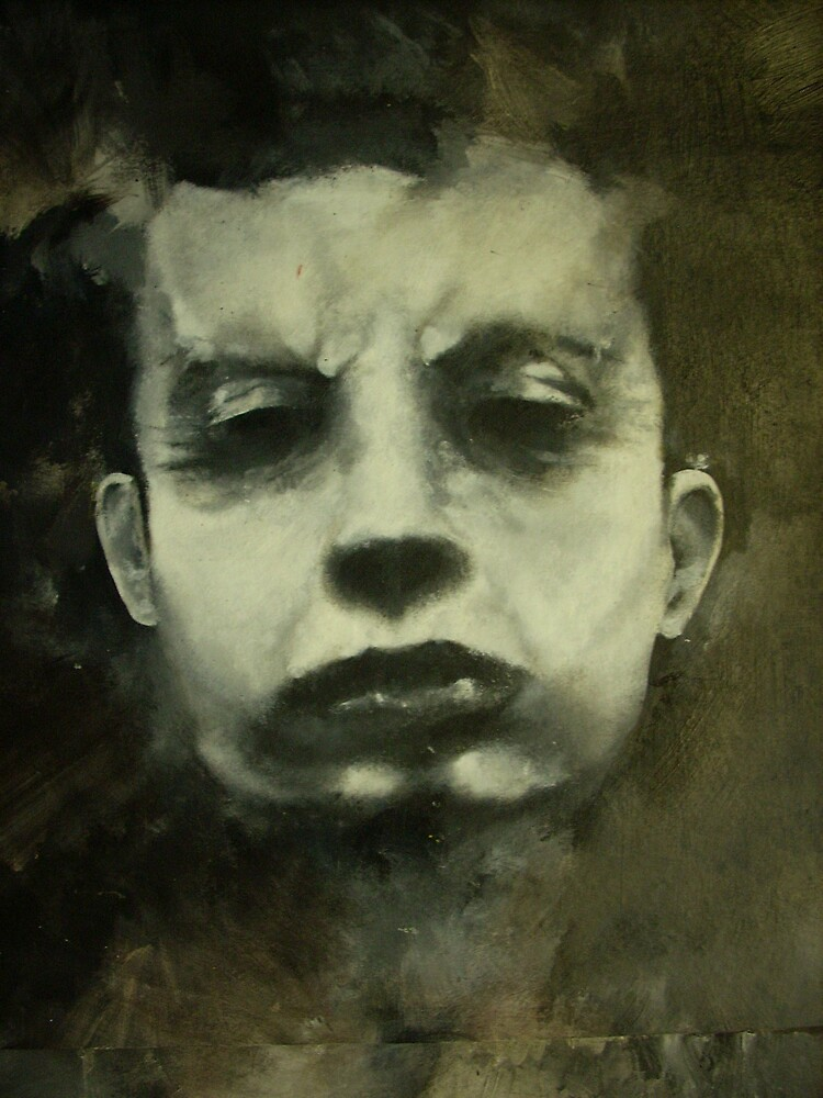 Self Portrait by Mikey Moore
