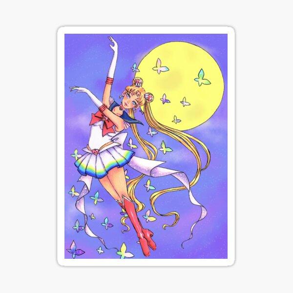 Super sailor moon Sticker