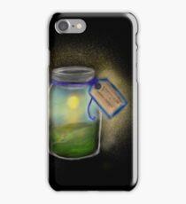 Mason Jar Memory - Driftless Region  iPhone Case/Skin