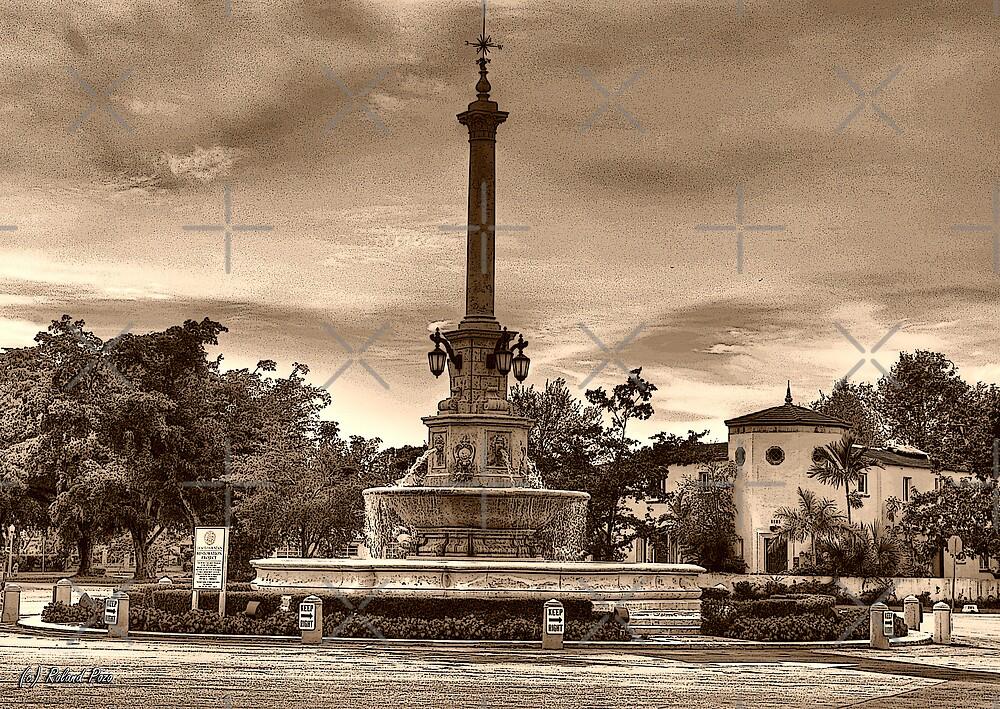DeSoto Fountain by photorolandi