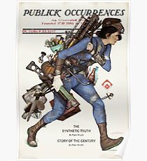 Publick Occurrences Poster