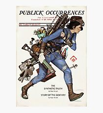 Publick Occurrences Photographic Print
