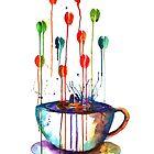 Coffee Splash by Emma Kaufmann