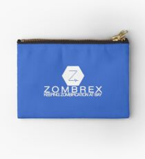 Zombrex - Keeping Zombification at Bay Zipper Pouch