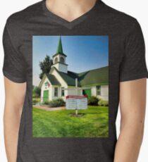 God's Commandments Men's V-Neck T-Shirt