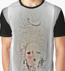 MARIE ANTOINETTE MANNEQUIN by Jacqueline Mcculloch  for House of Harlequin Graphic T-Shirt