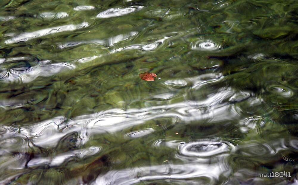 Floating... by matt18041