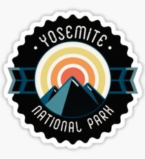 ※ Yosemite • National Park ※ Sticker