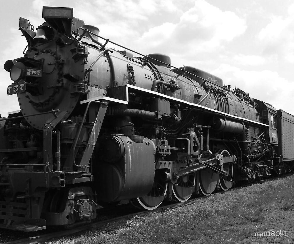 Steam Engine by matt18041