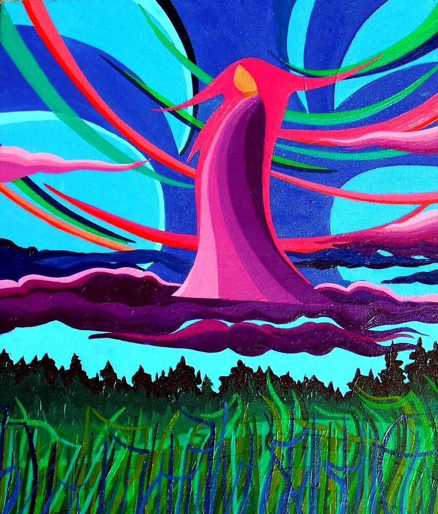 Spirit of Protection by Jamie Winter-Schira