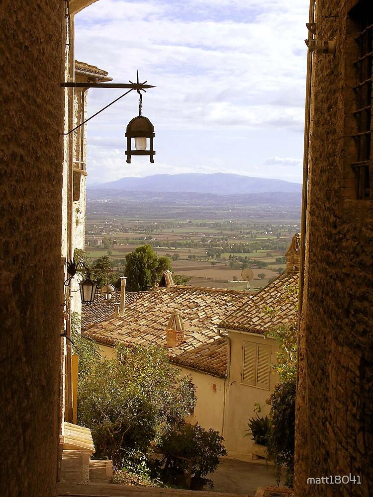 Breathtaking Assisi by matt18041