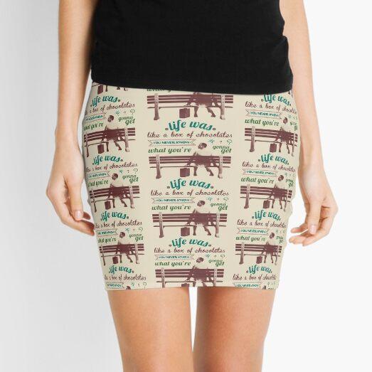Forrest Gump Mini Skirt
