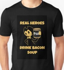 Bendy Brand Bacon Soup Unisex T-Shirt