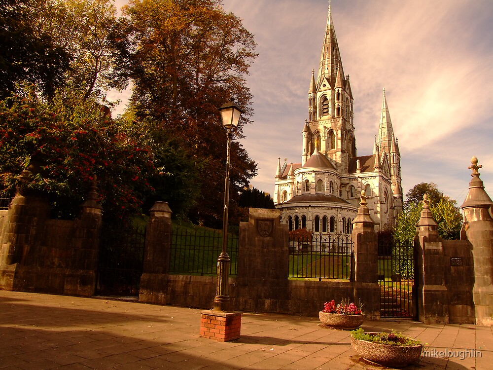 St. Finbar's Cathedral. by mikeloughlin