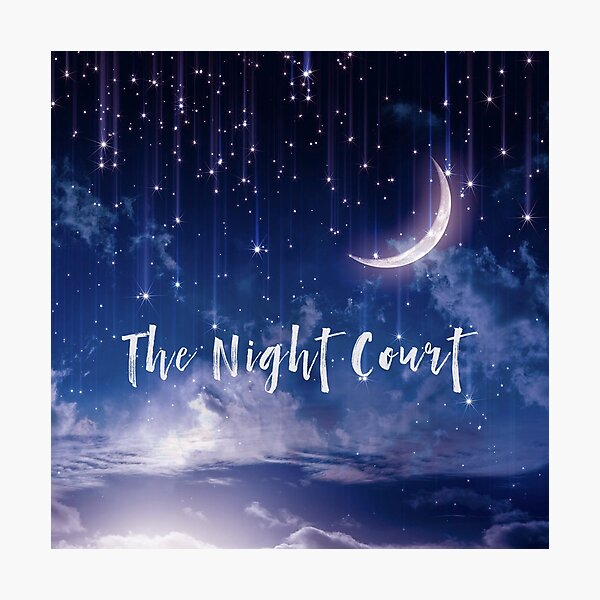 The Night Court Photographic Print