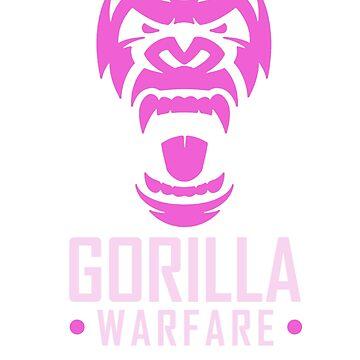 Gorilla warfare by zikoblade