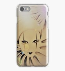 art deco starburst pierrot by Jacqueline Mcculloch for House of Harlequin  iPhone Case/Skin