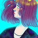 Star girl by mitzimaru
