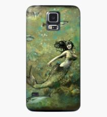 La Sirena (The Mermaid) Phone Case Case/Skin for Samsung Galaxy