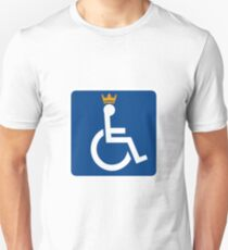 Disability King Unisex T-Shirt