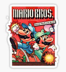 Mario Bros - Nintendo Sticker